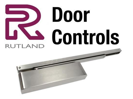 Rutland: Cleverly designe durable door closers